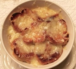 Chicken French Onion Soup
